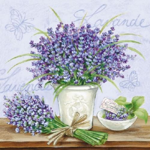 Λουλούδια,βότανα,φρούτα 33x33 cm