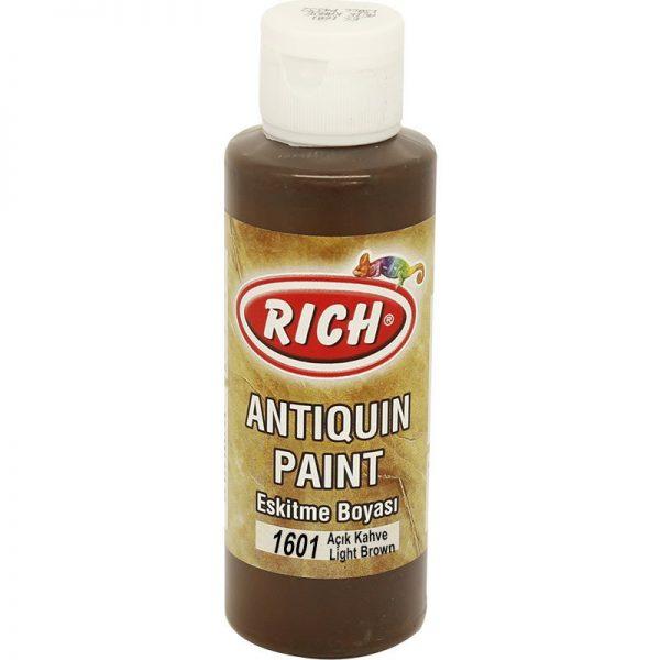 Acrylic antiquin paint Rich 130 ml