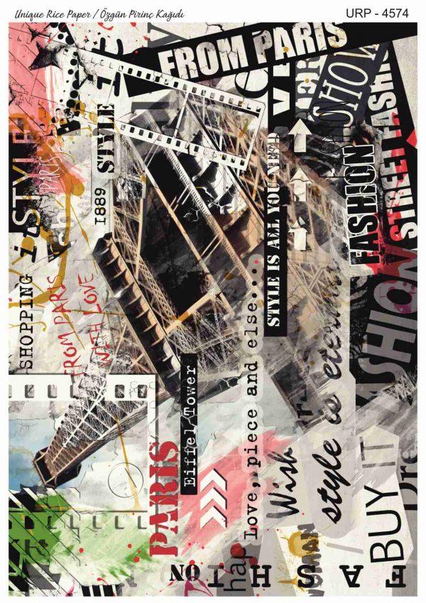 Ριζόχαρτο Rich 29x41 cm 4573